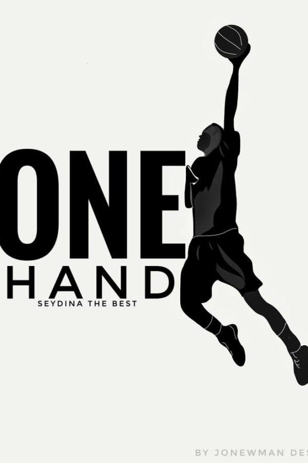 Seydina Basse, alias ONE HAND. Symbole de force et d'espoir...